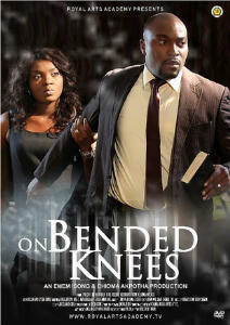 Movie poster for On Bended Knees